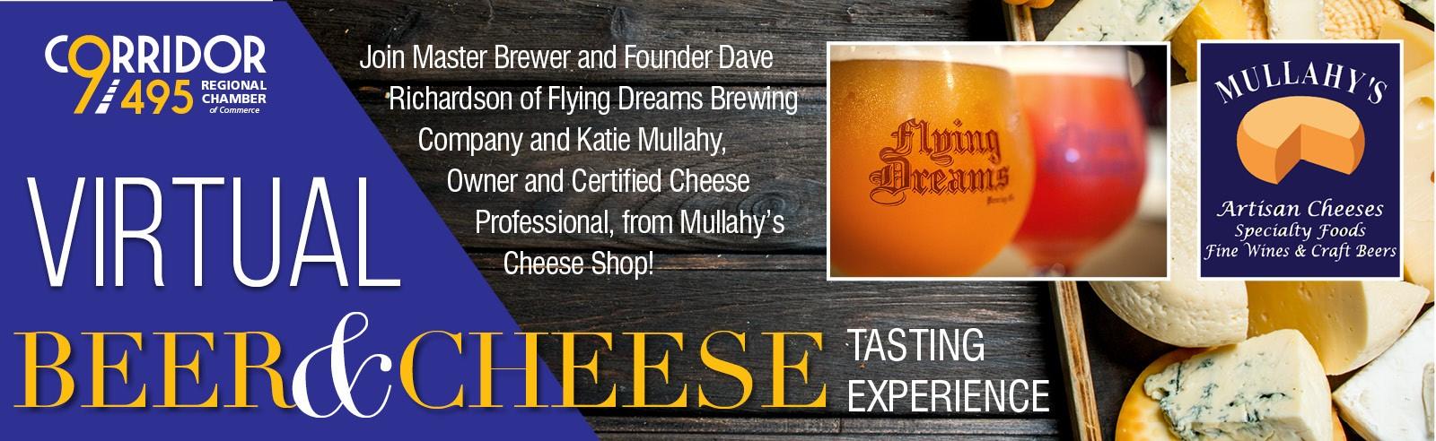 beer & cheese header